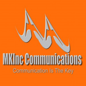 Media Kiings Inc Communications Logo Orange